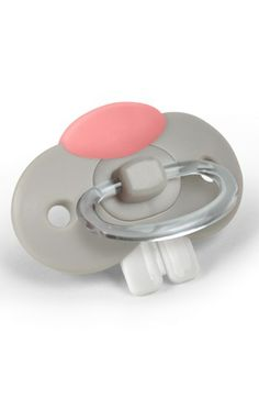 Fred & Friends 'Chill, Baby - Bunny' Pacifier available at #Nordstrom