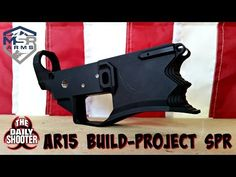 Project SPR Build gets started with this intro video on the Iconic Industries Instigator 80% Lower Receiver!