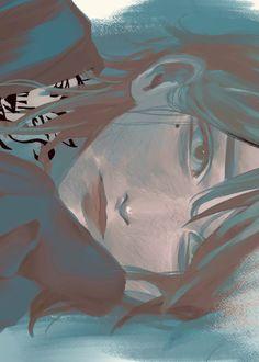 Sad Anime, Anime Guys, Anime Art, Fanarts Anime, Anime Characters, Kagehina Doujinshi, Otaku, Tokyo Ravens, Mikey