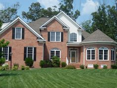 Home built by Tommy Louke in Stonehouse - Toano, VA