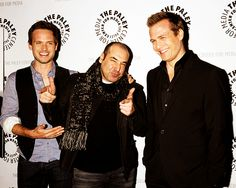 ugh i love these men. mostly Rick Hoffman though. and Gabriel Macht. and Patrick J. Adams. no but really Rick Hoffman.