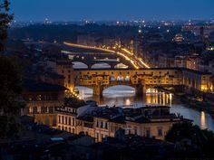 Ponte Vecchio by Roelof