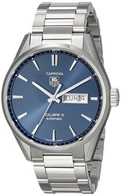 TAG Heuer Men's WAR201E.BA0723 Carrera Analog Display Swi...