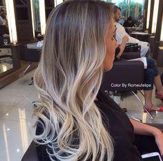 Ahhhh quero esse cabelo!!