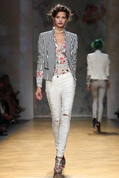 Nicole Miller RTW Spring 2014 - Slideshow - Runway, Fashion Week, Reviews and Slideshows - WWD.com