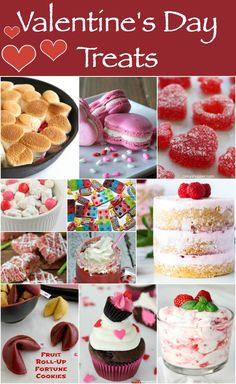 Valentine's Day Treats - delicious treat for your Valentine
