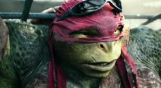Raph close up :D 2014 movie (Tumblr)