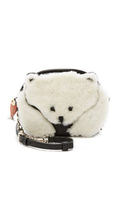 Kate Spade New York Polar Bear Cross Body Bag | SHOPBOP