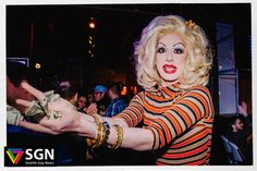 Attention RuPaul, this is Robbie Turner and she is the winner of RPDR Season 7.