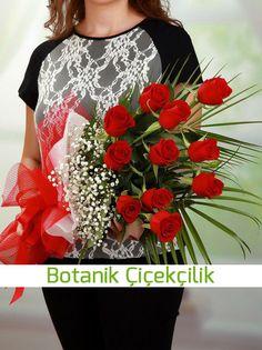 Aşkların En Güzeli 11 Kırmızı Gül