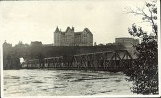 12 majestic photos of Edmonton's Fairmont Hotel Macdonald from the early century Halifax Explosion, Canadian History, Local History, Canadian Prairies, University Of Alberta, York Hotels, Fairmont Hotel, Win A Trip