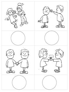 Preschool Friendship, Friendship Activities, Feelings Activities, Classroom Rules, Preschool Classroom, Kindergarten Worksheets, Preschool Activities, Islam For Kids, Visual Learning