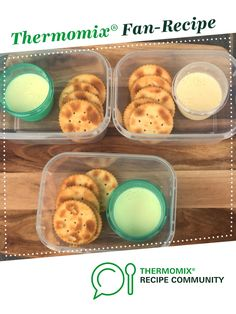 Homemade Le Snack by Thermosnail. A Thermomix <sup>®</sup> recipe in the category Sauces, dips & spreads on www.recipecommunity.com.au, the Thermomix <sup>®</sup> Community.