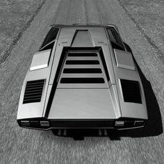 """Lamborghini Countach LP-400 """"Periscopio"""" •"""