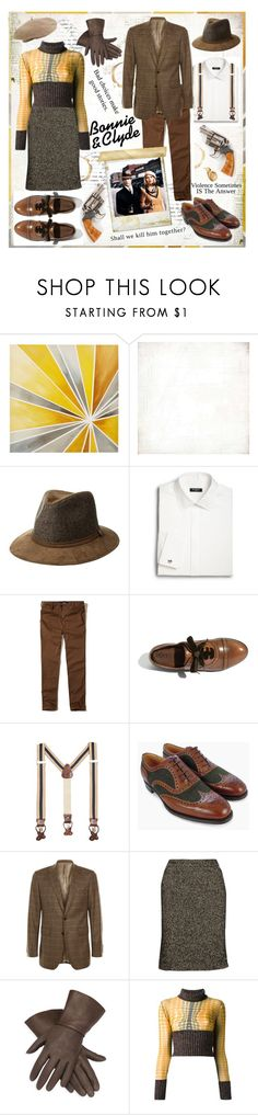 """""""Bonnie and clyde"""" by celine-diaz-1 ❤ liked on Polyvore featuring Intelligent Design, BasicGrey, Scala, Saks Fifth Avenue, Hollister Co., Børn, Bonnie Clyde, MANGO MAN, Gieves & Hawkes and Zac Posen"""