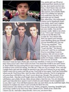 For all Nathan lovers  Read this when you have a bad day, alway nice to hear Nath say he loves you :)