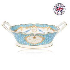 【The Royal Collection】 QUEENS 90TH BIRTHDAY Basket  バッキンガム宮殿 エリザベス女王90歳バースデー バスケット