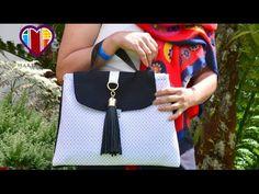 Bolsa de tecido Madlen - Cursos e vendas de bolsas de tecido é no Maria Adna Ateliê - YouTube
