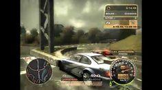 Need For Speed Most Wanted - Desafiando a Todo el cuerpo de Policia - Pe...