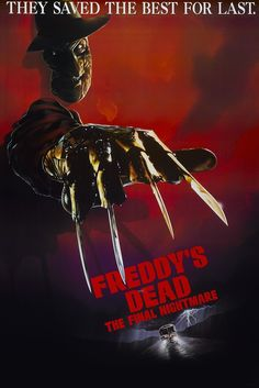 Pesadilla final, la muerte de Freddy - Freddy's Dead: The Final Nightmare (1991) | Las pesadillas entran en los 90...