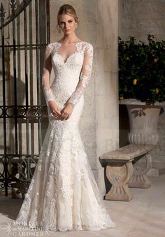 Vestido De Novias Mori Lee, NOCM 094 - La Casa Blanca