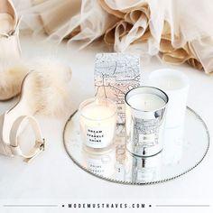 Ook zo gek op geurkaarsen? Dit kaarsje ruikt naar saffraan, sandelhout & vanille. Mmmm... 😄 #modemusthaves #candle #london #interior #musthave #cosy