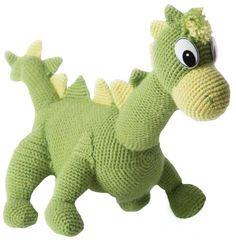 Amigurumi dinazor yapımı ile elde edeceğiniz oyuncak ile çocuklarınızı zararlı oyuncaklardan korumak için harika bir yöntem bulmuş olacaksınız.