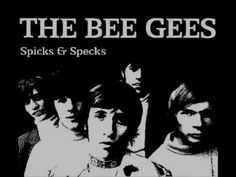 """The Bee Gees """"Second Hand People"""" 1966"""