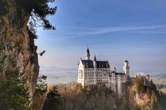 #neuschwanstein #castle #germany #bavaria #travel