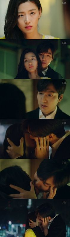 [Spoiler] Added episode 19 captures for the #kdrama 'The Legend of the Blue Sea'