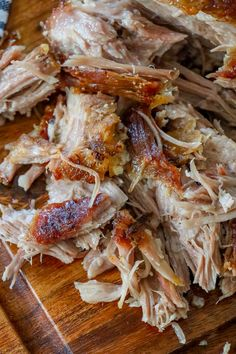Pulled Pork Tacos, Pulled Pork Recipes, Rib Recipes, Roast Recipes, Cooking Recipes, Vegan Recipes, Baked Pork Shoulder Recipe, Pork Shoulder Recipes, Pork