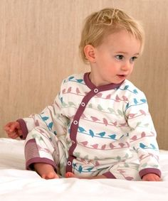 83a63efbfe Organic Blue Anchor Babygrow by Organic for Kids Baby All In One