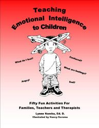 Website with lots of links to activities and articles for helping children manage anger