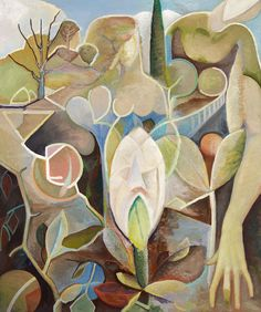 Green Fingers by Edwin G Lucas, from article in The Edinburgh Reporter