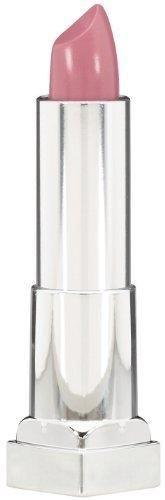 Maybelline ColorSensational Lipcolor in 'Warm Me Up' ~ 1/3 price makeup dupe of popular MAC 'Brave' Lipstick #makeupdupe #makeup #dupes
