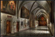 Dominican cloister , Krakow, Poland