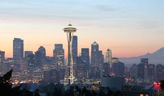 Seattle, 20 most popular summer vacation destinations