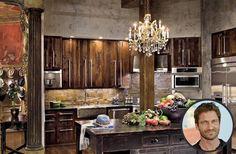 architecturaldigest - ünlülerin mutfakları