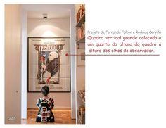 COMO SABER A ALTURA IDEAL PARA PENDURAR OS QUADROS? Furniture, Home Decor, In The Heights, Wall Of Frames, Web Hosting Service, Moldings, Environment, Room, Ideas