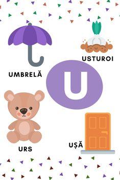 Planșe cu literele alfabetului – GOGU 4 Kids, Montessori, School, Diy, Tudor, Alphabet, Therapy, Bebe, Bricolage