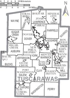 57 Best Historical Tuscarawas County Ohio images