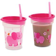 Pink Elephants Tumbler, 77684