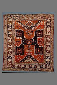 19th century Turkish carpet