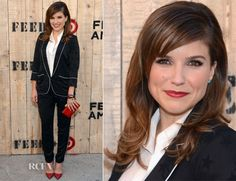 Sophia Bush In Smythe - Target FEED Collaboration Launch  Sophia Bush is androgynous perfection  June 19, 2013