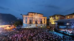 40th edition. Many international Jazz and ?World Music? musicians will be on stage in Piazza della Riforma for numerous free concerts. In recent years, Miles Davis, Ray Charles and Noa have enchanted the Estival public.