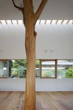 HIRONAKA OGAWA - Garden Tree House