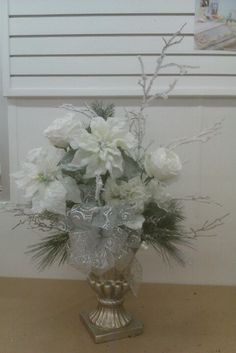 Winter wedding - Kassidy, we could make these!