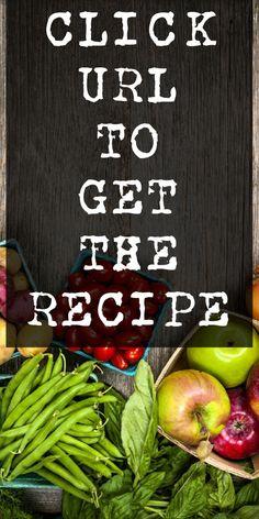 Photo: CLICK HERE TO GET THE RECIPE -> http://goo.gl/lCGmda