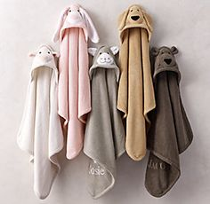 Bath time!  I kind of want one of these hooded bath towels for me. #rhbabyandchild #fallinlove