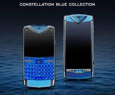 Vertu Constellation Blue y Constellation Quest Blue, lujo desmedido y prestaciones contenidas  http://www.xatakamovil.com/p/38618